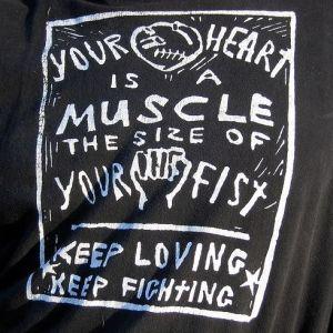 heart-fist